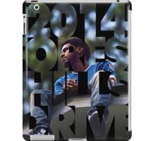 J Cole 2014 Forest Hills Drive iPad Case/Skin