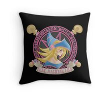 Dark Magician Girl Throw Pillow