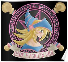 Dark Magician Girl Poster