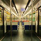 Metro by Louis-Thibaud Chambon