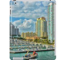 Colorful  Miami  iPad Case/Skin