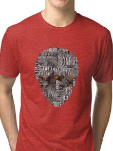 Childish Gambino Art Tri-blend T-Shirt