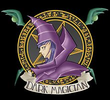 Dark Magician by Shelby  Wolf