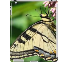 Beauty has wings iPad Case/Skin