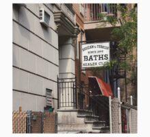 New York Baths Kids Tee