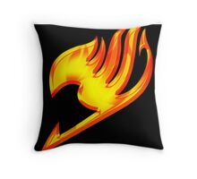 Fairy Tail Throw Pillow