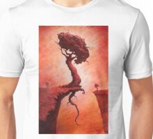 The Determined Existence  Unisex T-Shirt