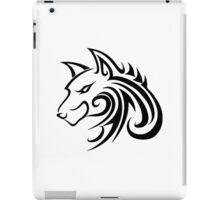 Wolf Tattoo Tribal iPad Case/Skin