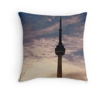 Toronto High Throw Pillow