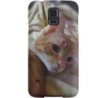 Cute Kitty Samsung Galaxy Case/Skin
