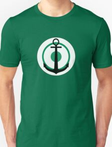 Roundel of the Nigerian Navy AIr Arm T-Shirt