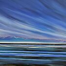 Tasman in Blue  by Rowi