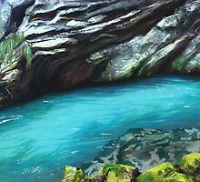 Vintgar Gorge by Ruth Taylor