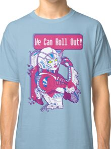 Arcee - We Can Roll OUT! Classic T-Shirt