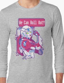 Arcee - We Can Roll OUT! Long Sleeve T-Shirt
