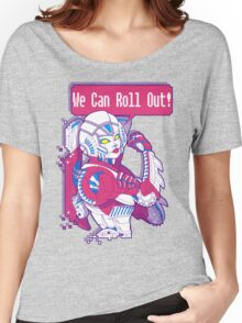Arcee - We Can Roll OUT! Women's Relaxed Fit T-Shirt