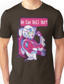 Arcee - We Can Roll OUT! Unisex T-Shirt