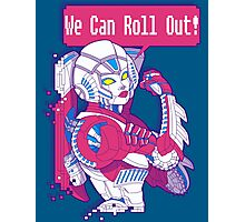 Arcee - We Can Roll OUT! Photographic Print