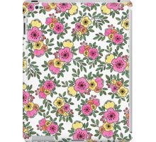 SPRING BUNCH WATERCOLOR iPad Case/Skin