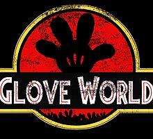 Glove World by claygrahamart