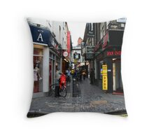 Peter Street, Westminster Throw Pillow