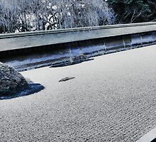 Winter Might Frost (Kyoto) by JulieMaxwell