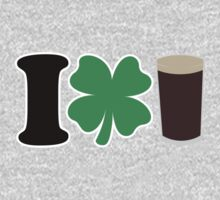 I Love Guiness by holidayswaggs