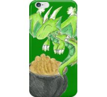 St. Patrick's Day Hatchling iPhone Case/Skin