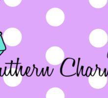 Southern Charmer Sticker