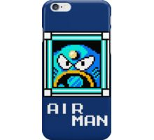 Air Man iPhone Case/Skin