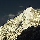 Karakoram Mountain by gondwana