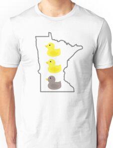 Duck Duck Gray Duck Unisex T-Shirt