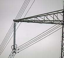 Pylon Abstarct by Glen Allen