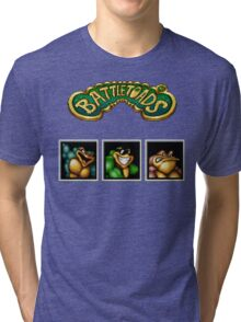 Battletoads Tri-blend T-Shirt