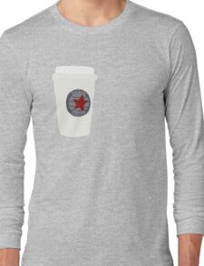 Star-Bucky Coffee Long Sleeve T-Shirt