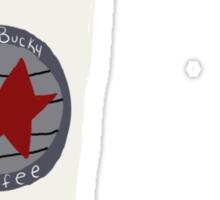 Star-Bucky Coffee Sticker