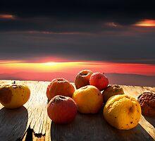 Sunrise Of The New Year by Igor Zenin