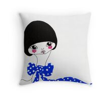 Dolly-DOlly Gift Throw Pillow