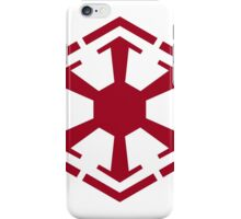 Imperial Crest Red iPhone Case/Skin