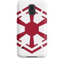 Imperial Crest Red Samsung Galaxy Case/Skin