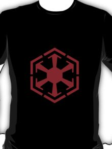 Imperial Crest Red T-Shirt