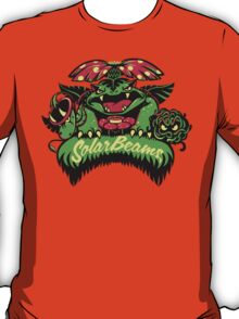 Team Grass Types -  Solar Beams T-Shirt