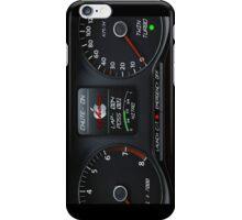NITRO RACER dash board iPhone Case/Skin