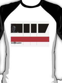 Walt Disney Monorail (horizontal) T-Shirt