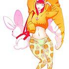 Ananas pants by BumbleBeesh