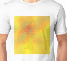 YELLOW MANIA GEOMETRY Unisex T-Shirt