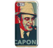 Al Capone Poster  iPhone Case/Skin
