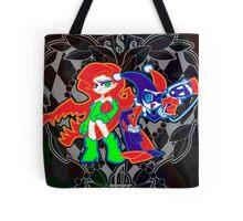 Ivy & Harley V2 - Gothamettes Tote Bag