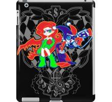 Ivy & Harley V2 - Gothamettes iPad Case/Skin