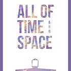 Time and Space by iheartgallifrey